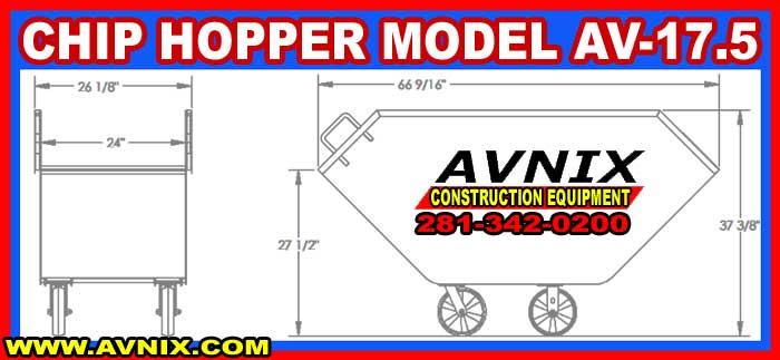 Discount Chip Hopper Hopper For Sale Cheap