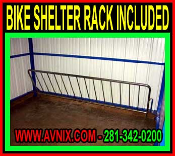 Discount Bike Shelters Kit For Sale For DIY Shoppers