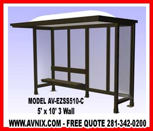 Cheap Bus Shelters For Sale
