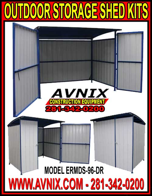 Cheap Outdoor Storage Shed Kit For Sale At Wholesale Discount Pricing
