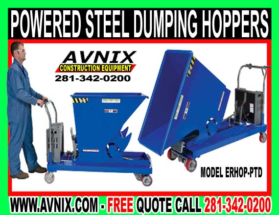 Wholesale Trash Metal Dumping Hoppers For Sale Cheap Prices