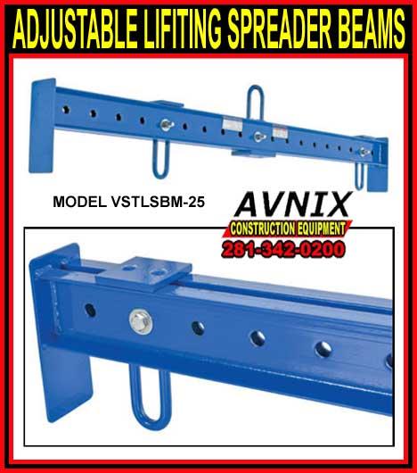 Adjustable Lifting Spreader Bar For Sale