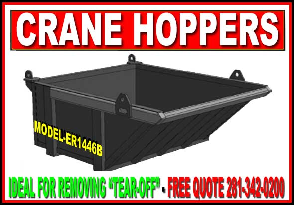 Discounted Heavy Duty Crane Bucket Hoppers For Sale Factory Direct Means Lowest Prices Guaranteed!