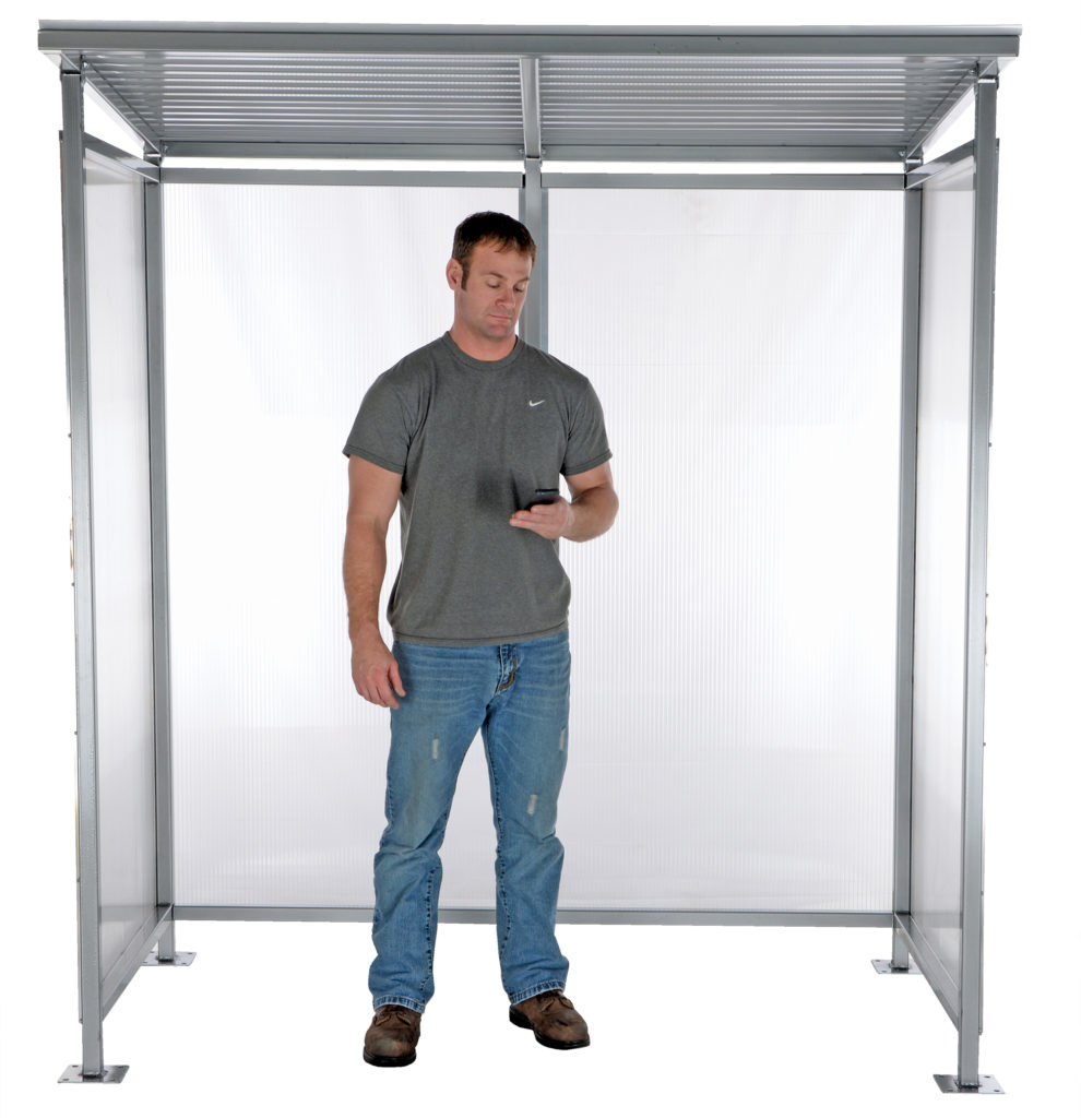 Small Outdoor Smoking Shelters For Sale
