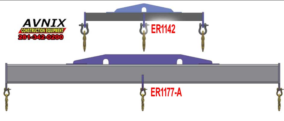 Crane Spreader Bars Metal Lifting Beams For Sale